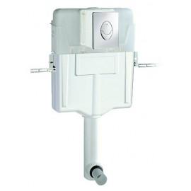 Комплект GD2 с кнопкой Skate Air Grohe 38895000