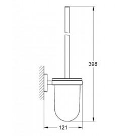 Туалетный ершик Grohe Essentials 40374000